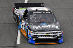 Jeb Burton, State Water Heaters/Ward Burton Wildlife Foundation Chevrolet Silverado