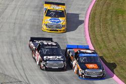 Harrison Burton, Kyle Busch Motorsports Toyota, Christopher Bell, Kyle Busch Motorsports Toyota