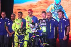 Sherco TVS Dakar aankondiging