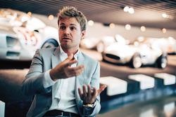 Nico Rosberg presentación especial