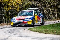 Sebastien-Loeb-Racing: Neuaufbau des Peugeot 306 Maxi