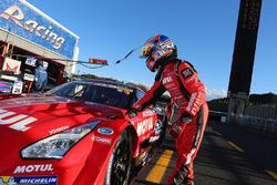 #23 Nismo Nissan GT-R Nismo GT3: Ronnie Quintarelli