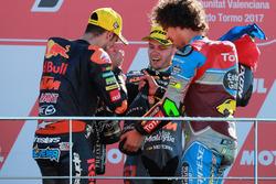 Podio: Brad Binder, Red Bull KTM Ajo