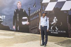 Mika Hakkinen Visita la India