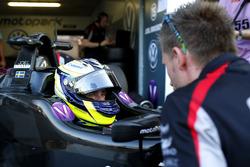 Юель Ерікссон, Motopark with VEB, Dallara Volkswagen