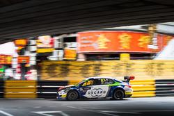 Джон Филиппи, Sébastien Loeb Racing, Citroën C-Elysée WTCC