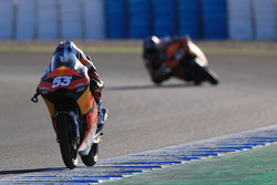 Moto3-Test in Jerez, November