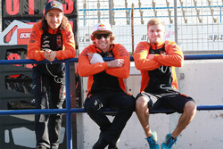 Can Öncü, Darryn Binder and Brad Binder, Red Bull KTM Ajo