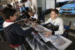 Ники Катсбург, Polestar Cyan Racing