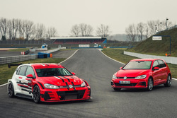 Test Golf GTI TCR