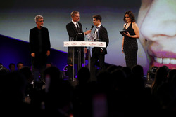 David Coulthard interviews National Driver of the Year Award, Lando Norris