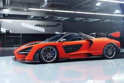 Präsentation: McLaren Senna
