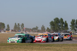 Agustin Canapino, Jet Racing Chevrolet, Sergio Alaux, Donto Racing Chevrolet