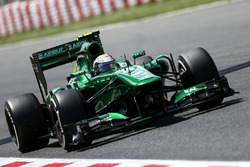 Гидо ван дер Гарде, Caterham CT03