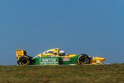Риккардо Патрезе, Benetton B192B Ford