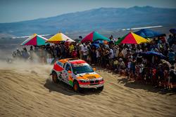 Исидре Эстев Пуйоль и Чема Вильялобос, Sodicars Racing, Springbok MD (№336)
