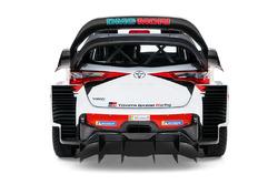 Peluncuran Toyota Yaris WRC