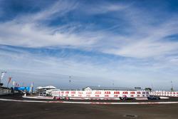 Себастьен Буэми, Renault e.Dams, Сэм Бёрд, DS Virgin Racing, и Феликс Розенквист, Mahindra Racing