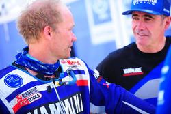 Родни Фагготтер, Yamalube Yamaha Official Rally Team, Yamaha WR450F (№44)