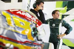 Robin Frijns, Caterham F1 reserverijder