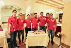 Лагерь Академии Ferrari в Швейцарии