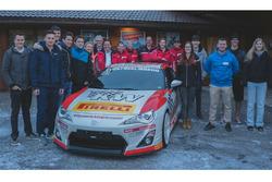 Swiss Hillclimb Junior: Meisterschaftspräsentation