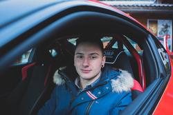 Luca Hodel, Swiss Race Academy