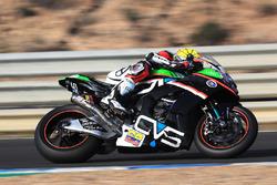 Jerez, test di gennaio