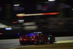 #64 Scuderia Corsa Ferrari 488 GT3, GTD: Білл Свідлер, Таунсенд Белл, Френкі Монтекальві, Сем Бьорд