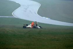 Dreher: Fabrizio Barbazza, Minardi M193