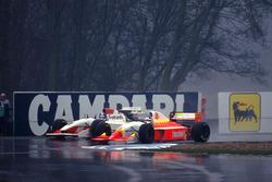 Michele Alboreto, Lola BMS T93/40