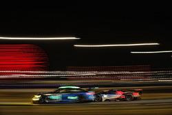 #15 3GT Racing Lexus RCF GT3, GTD: Jack Hawksworth, Scott Pruett, David Heinemeier Hansson, Dominik Farnbacher, #66 Chip Ganassi Racing Ford GT, GTLM: Dirk Müller, Joey Hand, Sébastien Bourdais