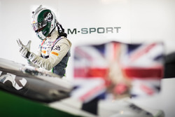 #18 Bentley Team M-Sport Bentley Continental GT3: Andy Soucek