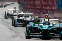 Оливер Тёрви, NIO Formula E Team, Лукас ди Грасси и Даниэль Абт, Audi Sport ABT Schaeffler
