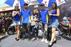 Suzuki-Event in Jakarta