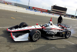 IndyCar-Test in Sonoma, Februar