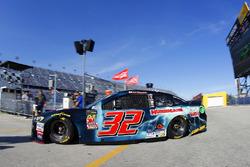 Мэтт ДиБенедетто, Go Fas Racing, The Hurricane Heist Ford Fusion