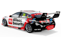 Garry Rogers Motorsport livery unveil
