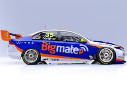 Bigmate Stone Racing announcement