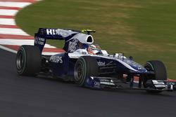 Нико Хюлькенберг, Williams FW32 Cosworth