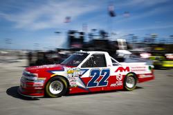 Austin Wayne Self, Niece Motorsports, Don't Mess With Texas/AM Technical Solutions Chevrolet Silverado