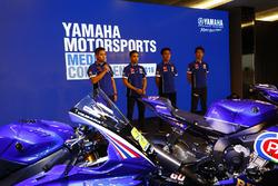 Yamaha Motorsports Media Conference 2018