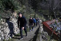 Philipp Eng, Bruno Spengler, Augusto Farfus ve Marco Wittmann, Hiking