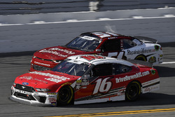 Ryan Reed, Roush Fenway Racing, Drive Down A1C Lilly Diabetes Ford Mustang