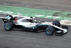 Mercedes AMG F1 W09 launch