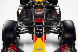 Présentation de la Red Bull Racing RB14
