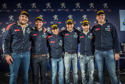 Presentazione del team Peugeot Sport Italia