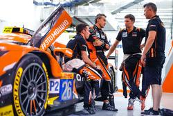 Гонщики G-Drive Racing Роман Русинов, Лео Руссель и Лоик Дюваль