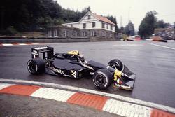 Julian Bailey, Tyrrell 017