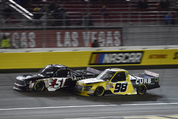 Kyle Busch, Kyle Busch Motorsports, Toyota Tundra Cessna, Grant Enfinger, ThorSport Racing, Ford F-150